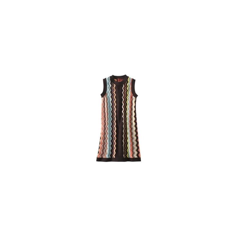 28f5b91ea769 for Target Girls Sleeveless Zig Zag Sweater Dress Extra Large 14 16 ...