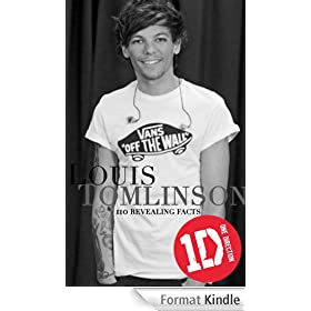 Louis Tomlinson: 110 Revealing Facts (English Edition)