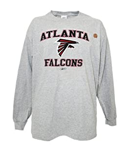 NFL Atlanta Falcons Long Sleeve T-Shirt, Medium