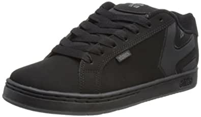 Etnies Fader- Baskets mode homme - Noir (Black Dirty Wash), 37 EU (4 UK) (5 US)