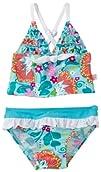 Floatimini Baby-Girls Infant Tankini Floral Swimwear