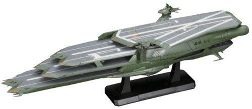 1/1000 ガイペロン級多層式航宙母艦「バルグレイ」 (宇宙戦艦ヤマト2199)