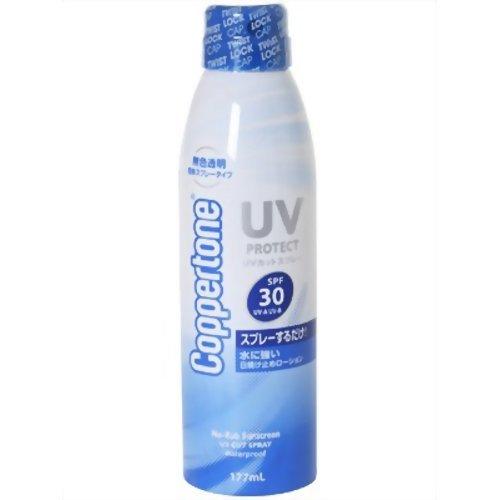 コパトーン UVカットスプレー SPF30 177