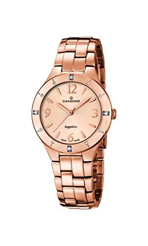 Candino reloj mujer Casual Afterwork C4573-1