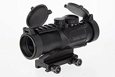 Primary Arms 3X Compact Prism Riflescope - ACSS 5.56 Reticle PAC3X-ACSS-5.56 from Primary Arms