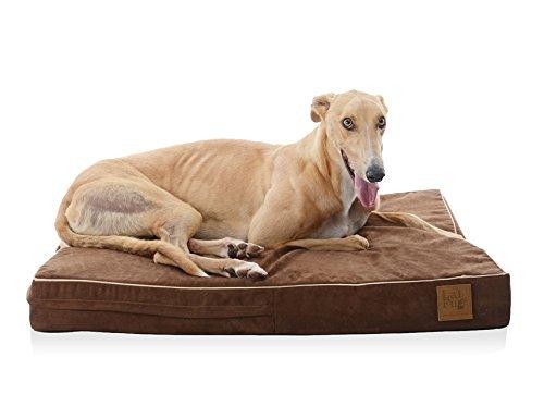 Laifug Orthopedic Memory Foam Pet Dog Bed Large 46 Quot X28 Quot X4