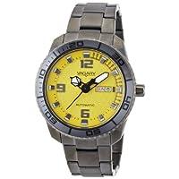 [バガリー]VAGARY 腕時計 STREET DIVER automatic ストリートダイバー オートマチック BJ5-007-91 メンズ
