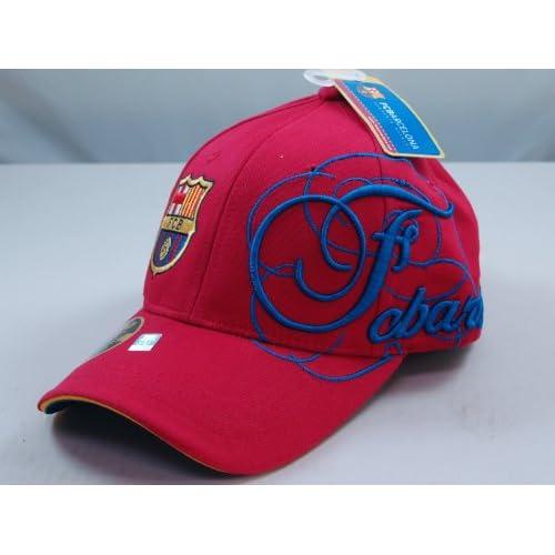 FC BARCELONA OFFICIAL TEAM LOGO CAP / HAT   FCB013