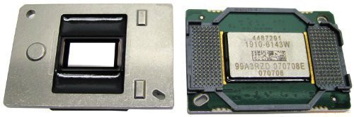 New Mitsubishi/Toshiba 4719-001997 DLP Chip 1910-6143W (Color: Silver)