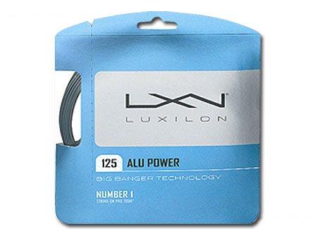 ルキシロン(LUXILON) ガット  ビッグバンガー アルパワーシルバー (単張) WRZ9951