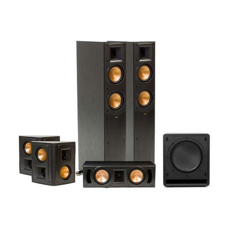 Klipsch Speakers Rf-52Ii Home Theater System 5.1- Includes The Klipsch Sw-310 Sub