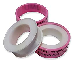 PNS PNS010 Water Sealing Teflon Tape (Set of 5)