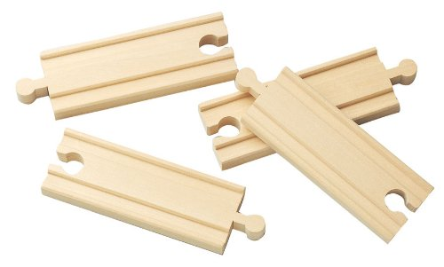 "Maxim Enterprise 4"" Straight Track (4-Piece)"