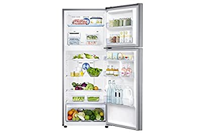 Samsung RT39K5518S8/TL Frost Free Freezer-on-Top Free-Standing Refrigerator (394 Ltrs, 3 Star Rating, Elegant...