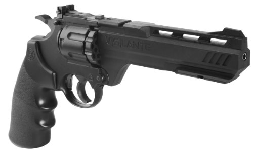 Crosman CCP8B2 Vigilante CO2 .177-Caliber Pellet and BB Revolver (Co2 Bb Guns Pistols compare prices)
