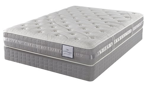 Serta Perfect Sleeper Ravensworth Queen Plush Mattress