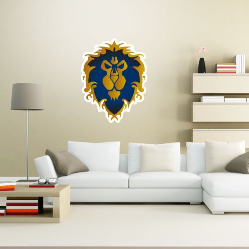 Alliance World of Warcraft WOW Wall Graphic Decal Sticker 25