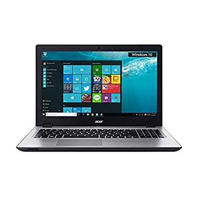 Acer Aspire V3 V3-574G-54VY 15.6-inch Laptop (Core i5 5200U/8GB/1TB/Windows 10 Home/Nvidia GeForce 940M Graphics...