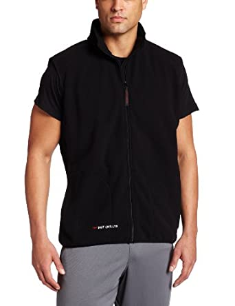 Buy Hot Chillys Mens Baja Vest With Binding by Hot Chillys