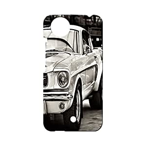 G-STAR Designer Printed Back case cover for Micromax A1 (AQ4502) - G3093