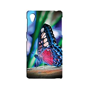 BLUEDIO Designer 3D Printed Back case cover for Sony Xperia Z1 - G6251
