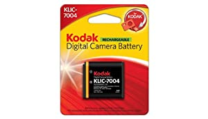 Kodak Li-Ion Rechargeable Battery/KLIC 7004