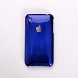 iPhone cover/case Shiny Blue