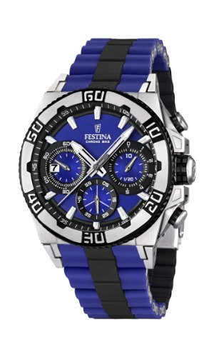 Festina F16659/6 - Reloj cronógrafo de cuarzo para hombre