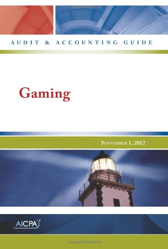 Accounting for casinos