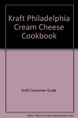 kraft-philadelphia-cream-cheese-cookbook