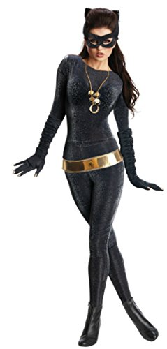 Rubies Womens Grand Heritage Catwoman The Dark Knight Fancy Halloween Costume