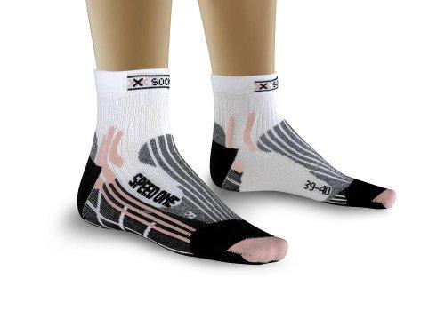 x-socks-speed-one-socks-for-women-blanco-white-size37-38