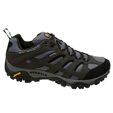 Buy Merrell Moab Gore-Tex Hiking Shoe - Mens Beluga, 8.5 by Merrell