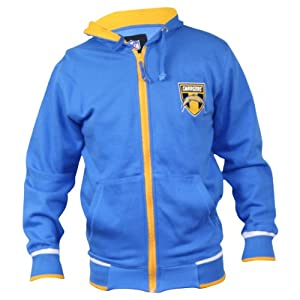 NFL Full Zip Athletic Hoodie by NFL