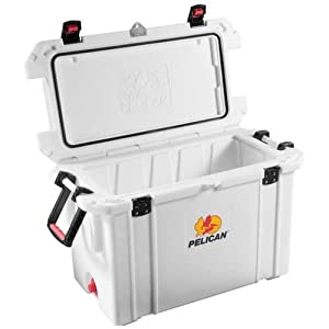 Elite Cooler 95 Quart - Wht by Pelican