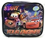 Disney Pixar Cars Insulated Holographic Lunch Bag