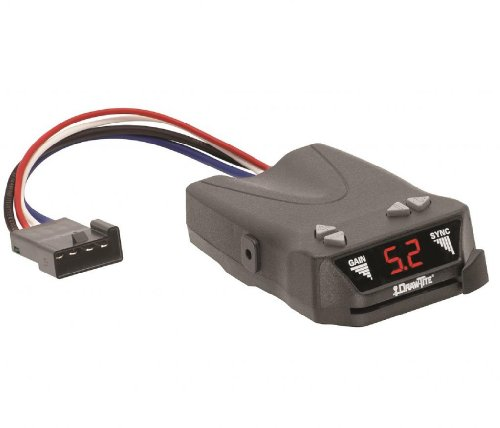 Draw-Tite 5504 Activator 4 Trailer Brake Control Controller New Version Of 5500