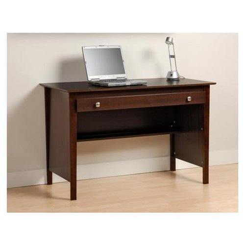 Buy Low Price Comfortable Espresso Contemporary Computer Desk – Prepac EWD-4730 (B005JSZKTE)