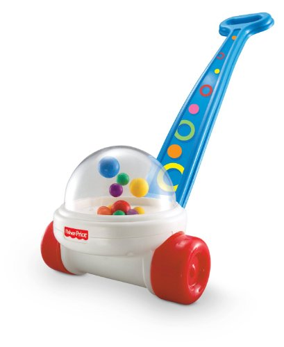 Fisher-Price Brilliant Basics Corn Popper - 1