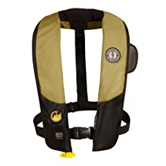 Mustang Deluxe Automatic Inflatable PFD by Mustang Survival