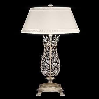 fine art lamps 759110st crystal laurel table lamp. Black Bedroom Furniture Sets. Home Design Ideas