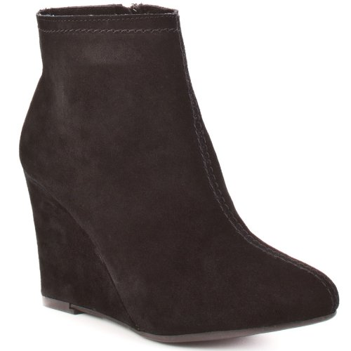 Chinese Laundry Women's At Once Ankle Boot,Black,6 M US