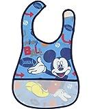 Disney Sporty Mickey Mouse Deluxe Bib