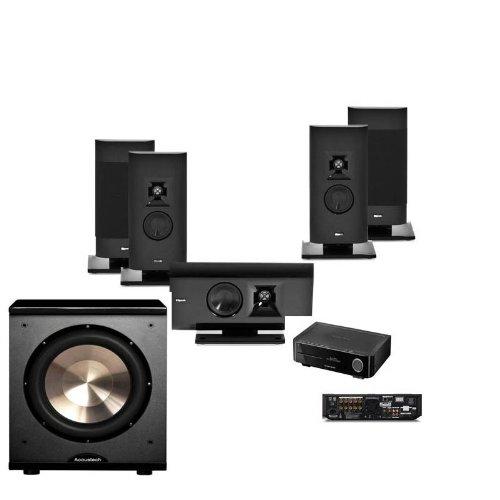 Klipsch Gallery G-12 5.1-Pl-200 1000 Watt Sub-Harman Kardon Bds 5.1 Avrec Blu Ray