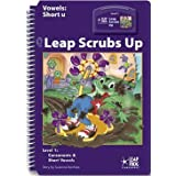 Leap Frog Inter Active Decodable Level 1 Book: Leap Scrubs Up Short Vowels (Short U)