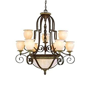 Amphoria 12 Light Chandelier   #Best Price