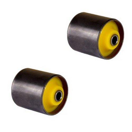 Conjunto de 2 PU Bujes Del. Susp. Torque Rod 19-06-2225 AUDI A4 (1995 - 2008); A6 (1998 - 2005); A8 (2004 - ); A8Q (1995 - 2003); VOLKSWAGEN PASSAT (2001 - 2005); Skoda SUPERB (2002 - )