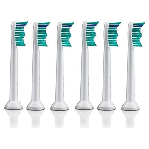 4 Pack Of Compatible Philips Hx6016 Pro Results Standard Replacement Toothbrush Heads