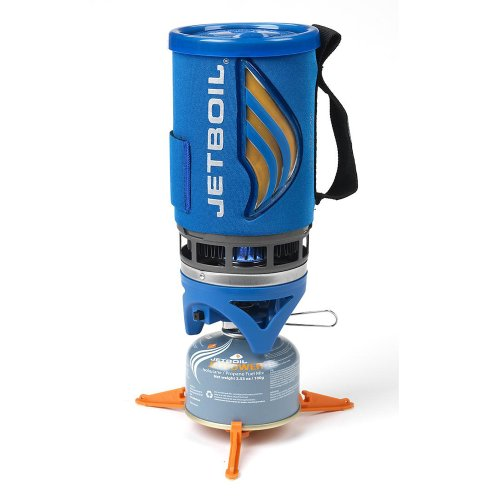 Jetboil Flash Personal Cooking System in Sapphire Blue (Personal Cooking System compare prices)