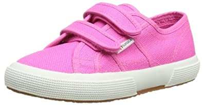 Superga Kids Girl's 2750 JVEL Classic (Toddler/Little Kid) Fuxia Sneaker 34 (US 2.5 Little Kid) M